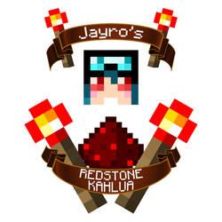 Redstone Kahlua Label by Jayro-Jones