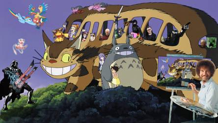 Epic Catbus by Jayro-Jones