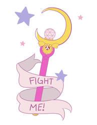 Sailor Moon tattoo by MalikTheArtist
