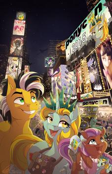 Ponycon NYC 2015