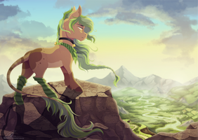 Awakening Valley by DVixie