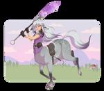 [commission] Junatessa the Centaur