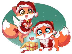 Skyfox Christmas!