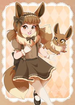 Eevee Girl - Lolita