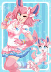 Sylveon Girl - Fairy Kei