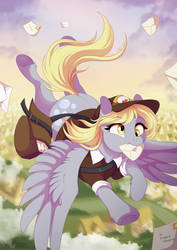 Special Delivery! by DVixie