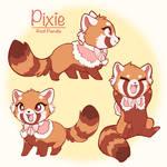 Pixie redesign