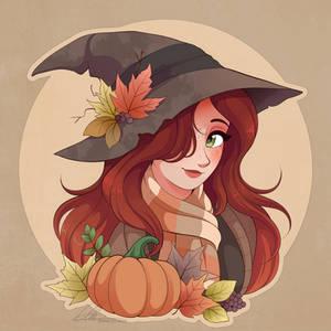 Witchtober2020 - Autumn