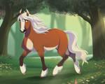 Jorvik Wild Horse