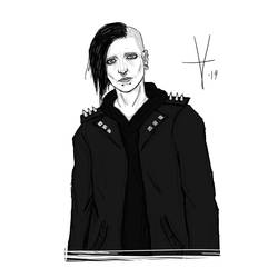 Character design 6 by Vanderhuze