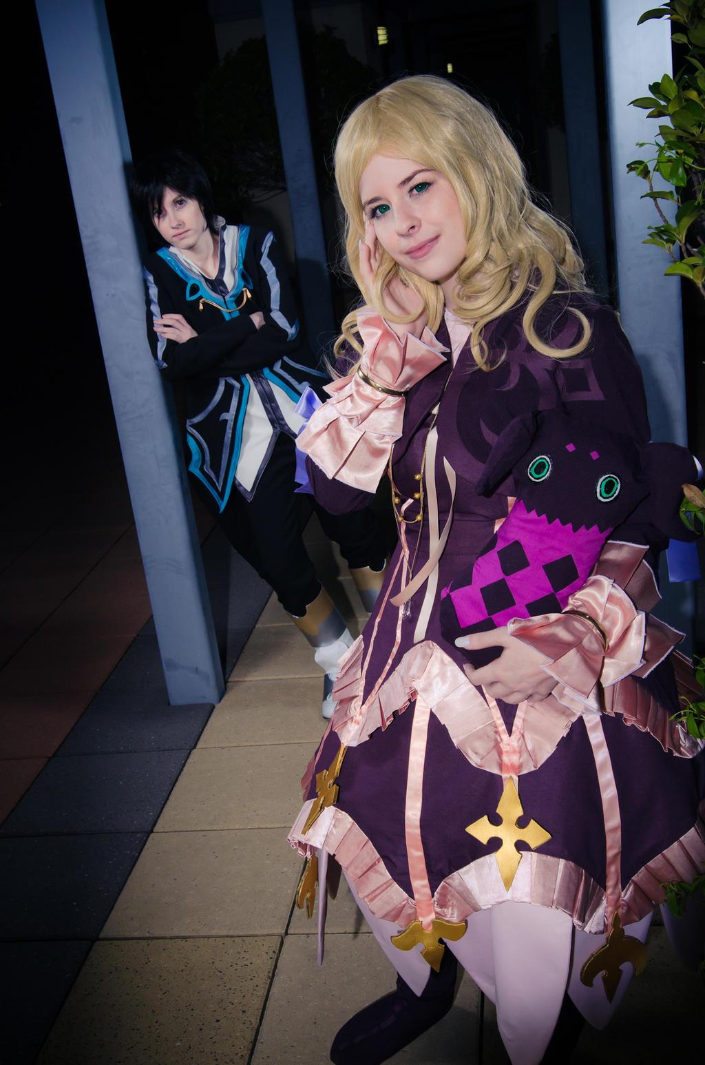 Tales of Xillia: The arrival by Emiko-Sakura