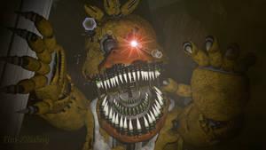 (FNaF SFM) Nightmare Chica's found you