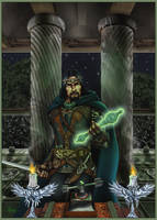 JADE SCEPTOR FINAL by Darkmir