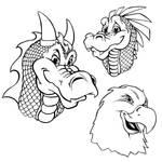 More mascots