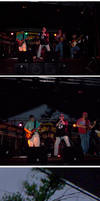 Bands for Cans Concert Pics by Darkmir