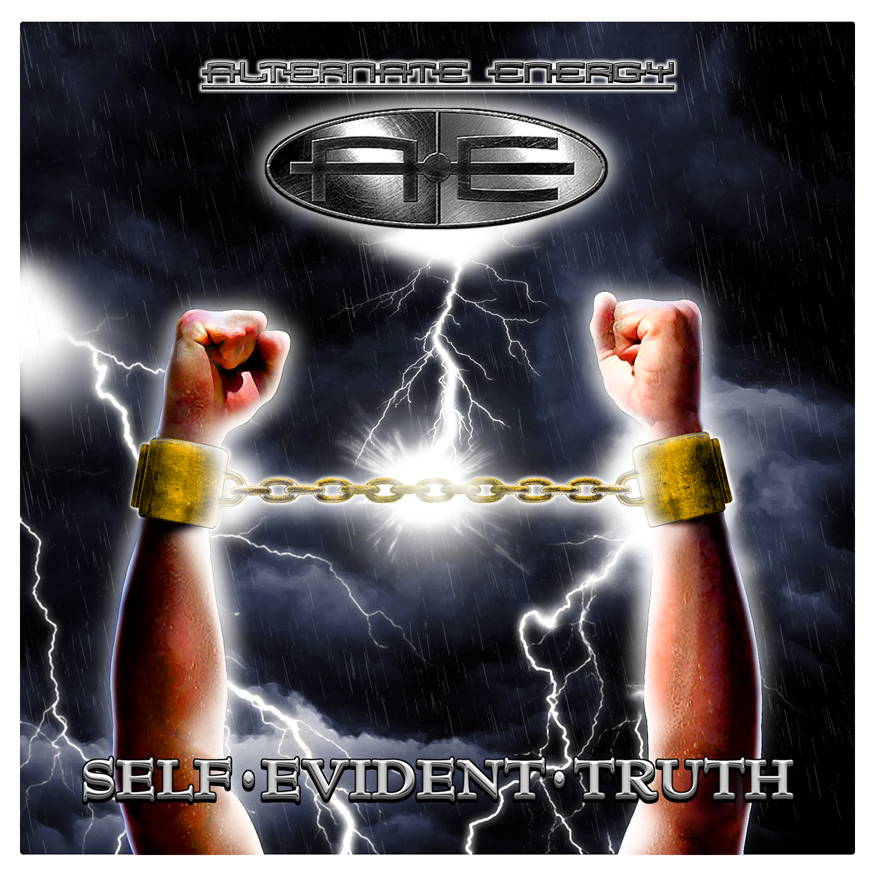 Self Evident Truth CD cover by Darkmir