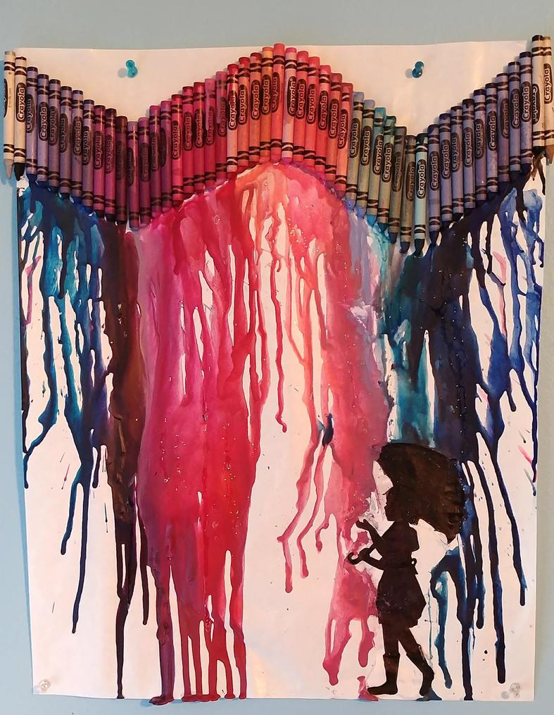 LSD Rain by rainbowkes