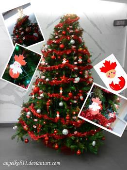 Canada Christmas Tree Decorati