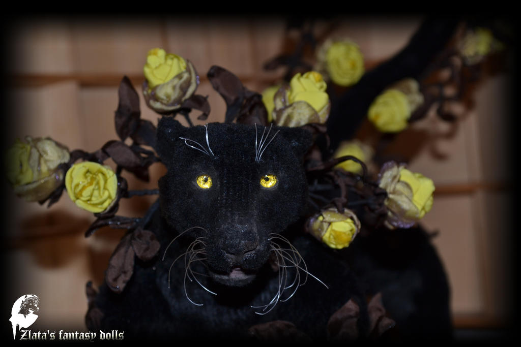 Black Panther By Portela On Deviantart: Zlatafantasydolls's DeviantArt Gallery