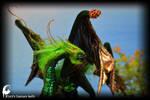 Forest Dragon 2 by zlatafantasydolls