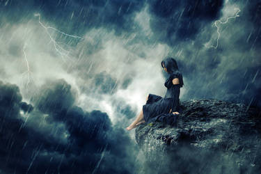 Sadness by WesterArt
