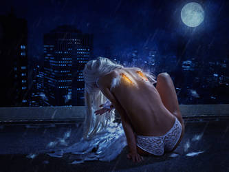 Fallen Angel by WesterArt