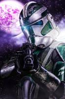 Star Wars Trooper by WesterArt