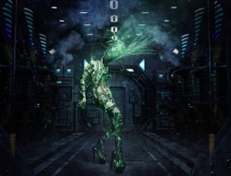 Alien by WesterArt
