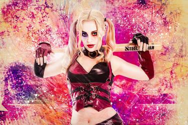 Harley Quinn by WesterArt