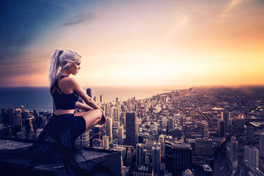 Over the Top by WesterArt