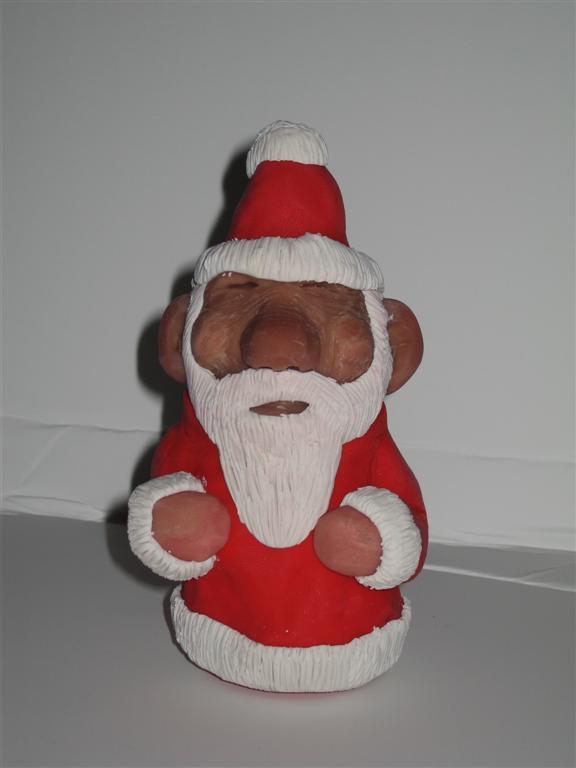 Santa 4 by breid