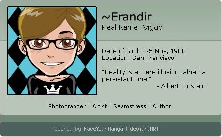 Erandir's Profile Picture