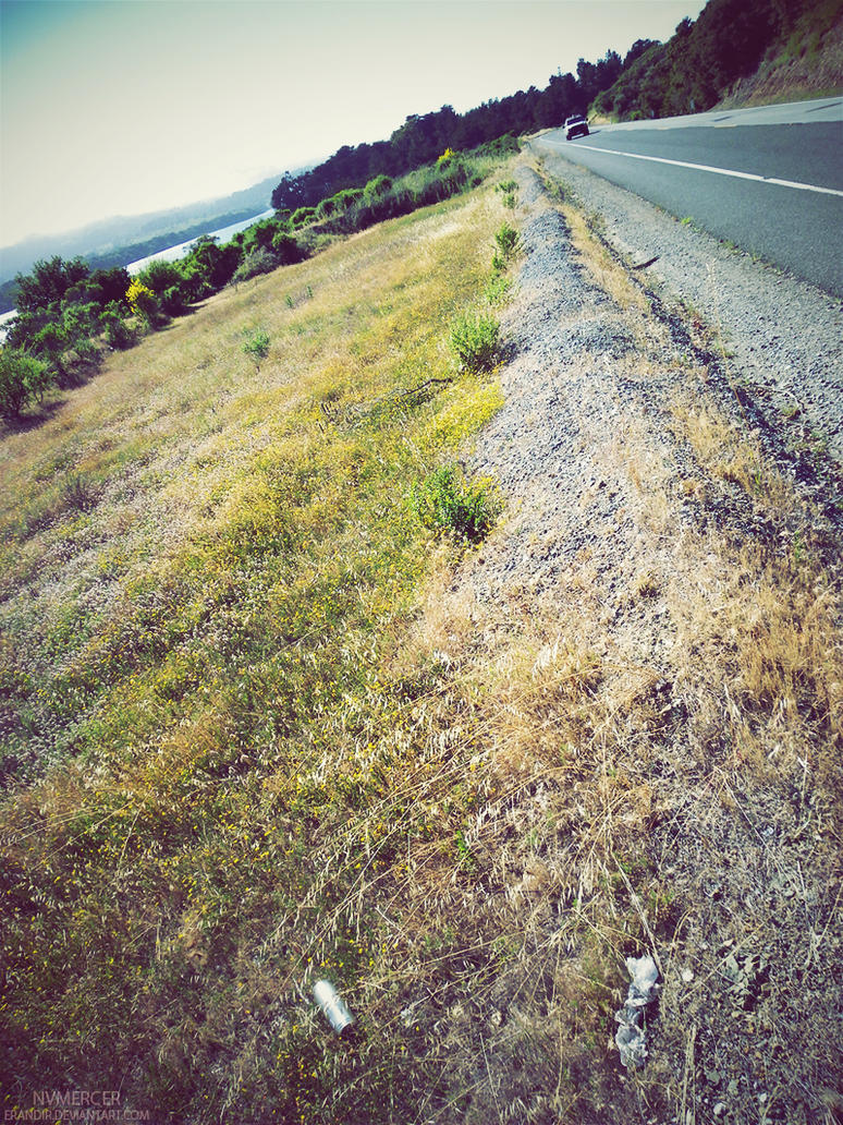 Reservoir Road by Erandir