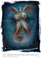 theMARRIAGEofHEAVENandHELL III by fantasio