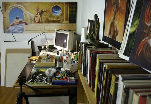 another corner of my studio