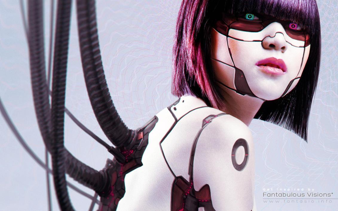 Android Legacy 4 - Akira by fantasio