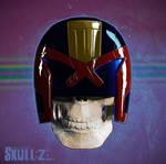 Skullified:: Judge Dredd