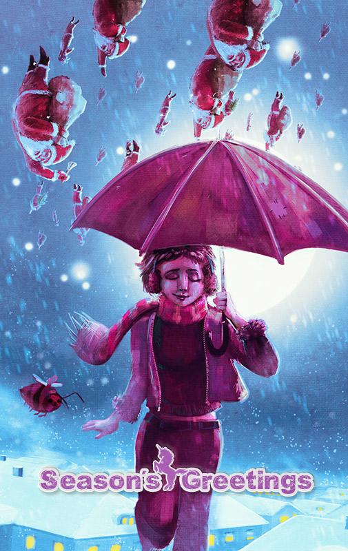 Seasons greetings part 1 by fantasio
