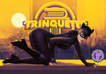 Catwoman - Trinquette Challenge entry
