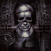 H.R.Giger Tribute - Skullified: Giger by fantasio