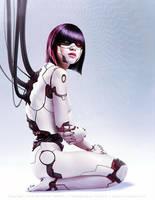 Android Legacy 4: Akira by fantasio