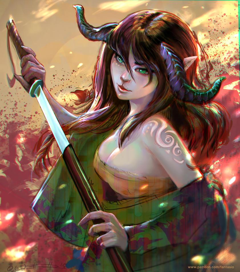 [RP de forma Etherious] - Forma evoluída? Demon_girl_study_by_fantasio-d9l9pad