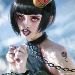 Chain Chompette - Super Crown Girl Nr. #3