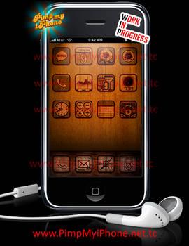iPhone Theme Mockup 3