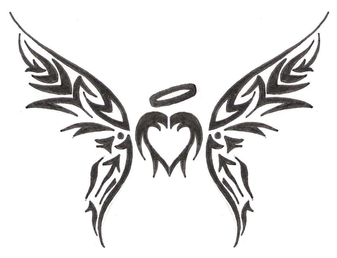 Blessed Heart Tribal by BaisteachCeilteach on DeviantArt