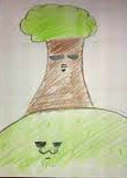 TREE WITH FACE by YukiUchiha21