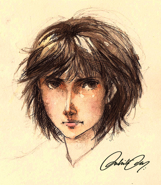 Arya Stark by duhi