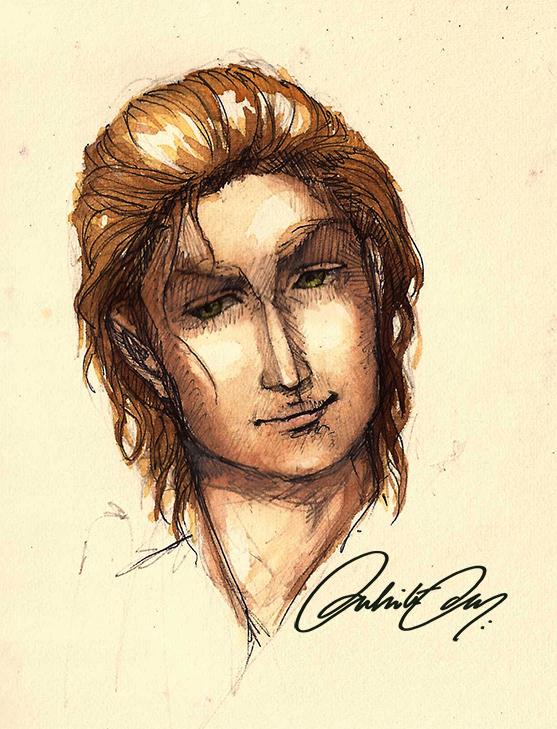 Jaime Lannister by duhi