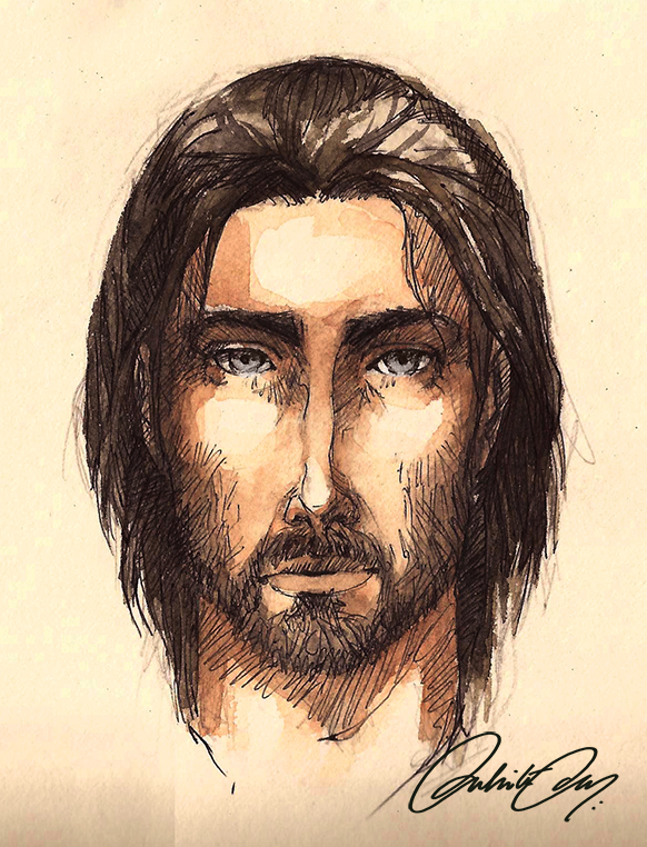 Eddard Stark by duhi