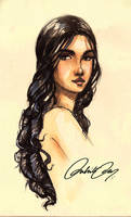 Arianne Martell by duhi